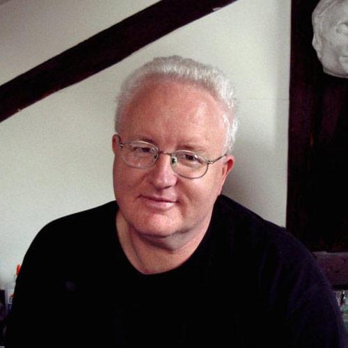 Roger Manley headshot