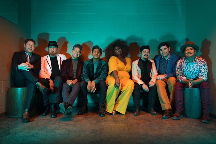 The Suffers music band Promo Photo