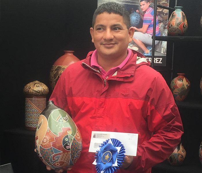 Art Market Winners Featured Image Of Luis Enrique Guttierez